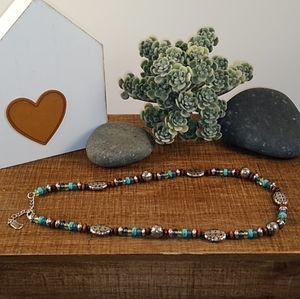 Chaps Southwestern Style Necklace
